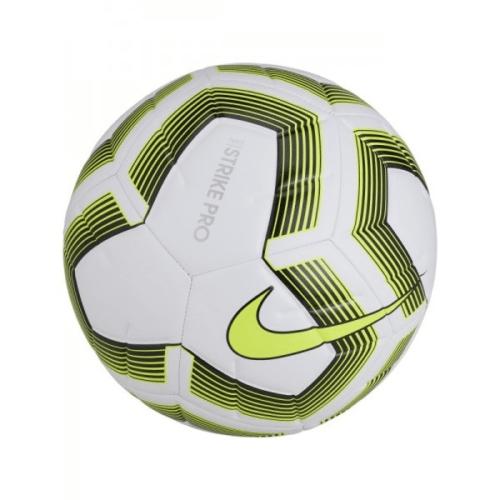 Ballon vert/noir/blanc strike pro