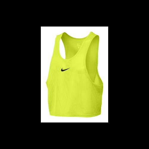 Chasuble jaune fluo