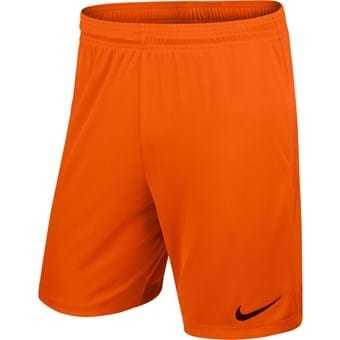 Short orange Park II Knit