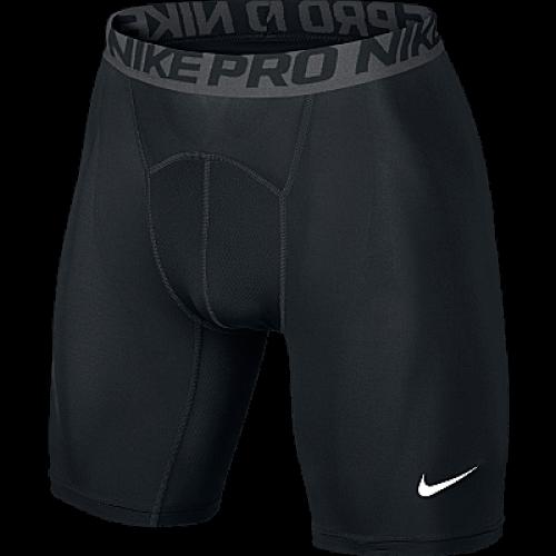 Short de compression enfant noir Nike pro