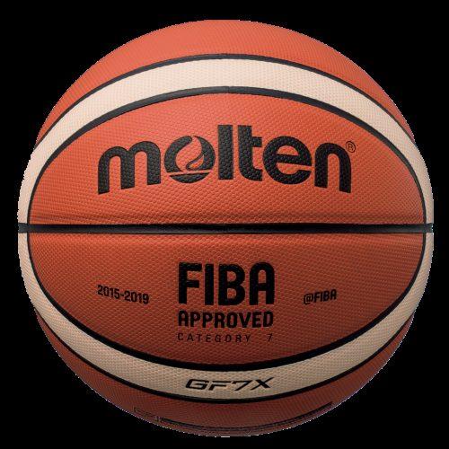 Ballon Competition Gfx T6 orange/ivoire