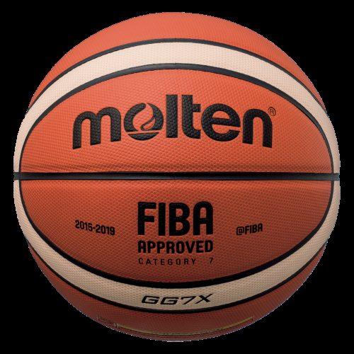 Ballon Competition Ggx T7 orange/ivoire