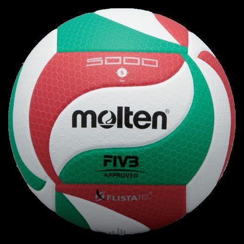 Ballon Competition V5m5000 Lnvblanc/rouge/vert
