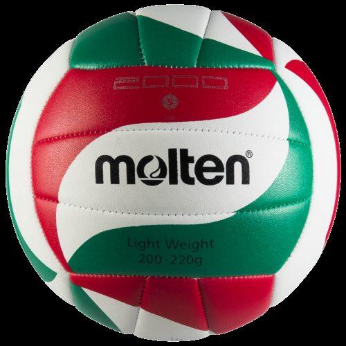 Ballon Entrainement V5m2000-lblanc/rouge/vert
