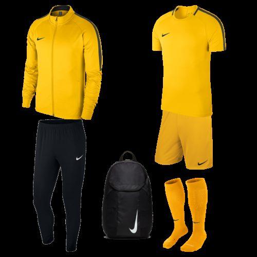 Pack Premium Nike Jaune