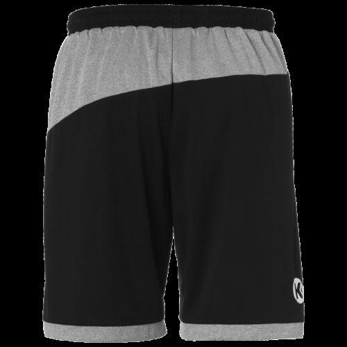 Short Core 2.0 noir/gris foncé chiné