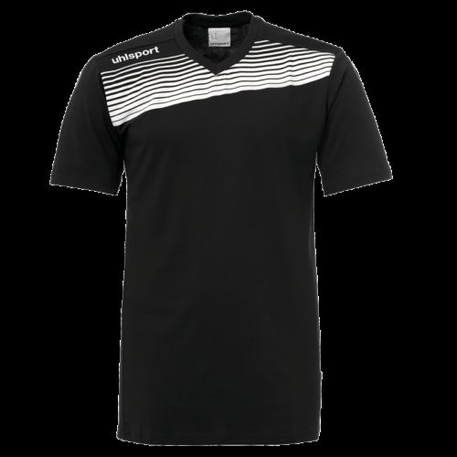 LIGA 2.0 TRAINING T-SHIRT noir/blanc