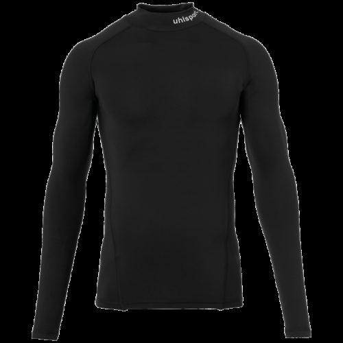 PRO BASELAYER TURTLE NECK manches longues blanc