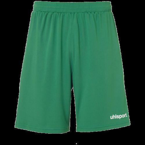SHORT vert/blanc