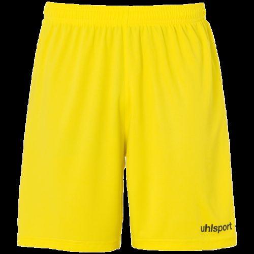 SHORT jaune/noir