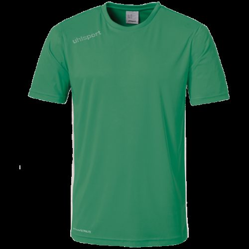 MAILLOT ESSENTIAL vert/blanc