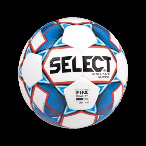 Ballon Football Brillant Super (FIFA Qualitry Pro)