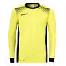 ENSEMBLE PROTECTION GOAL jaune fluo/noir
