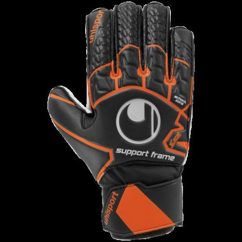 GANT SOFT RESIST SF01 noir/orange fluo/blanc