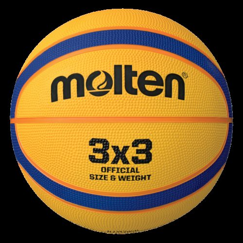 Ballon 3x3 Street B33t2000 jaune/violet