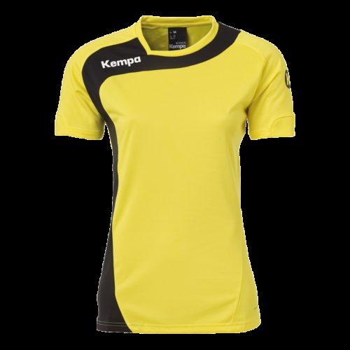 Maillot Femme Peak jaune/noir